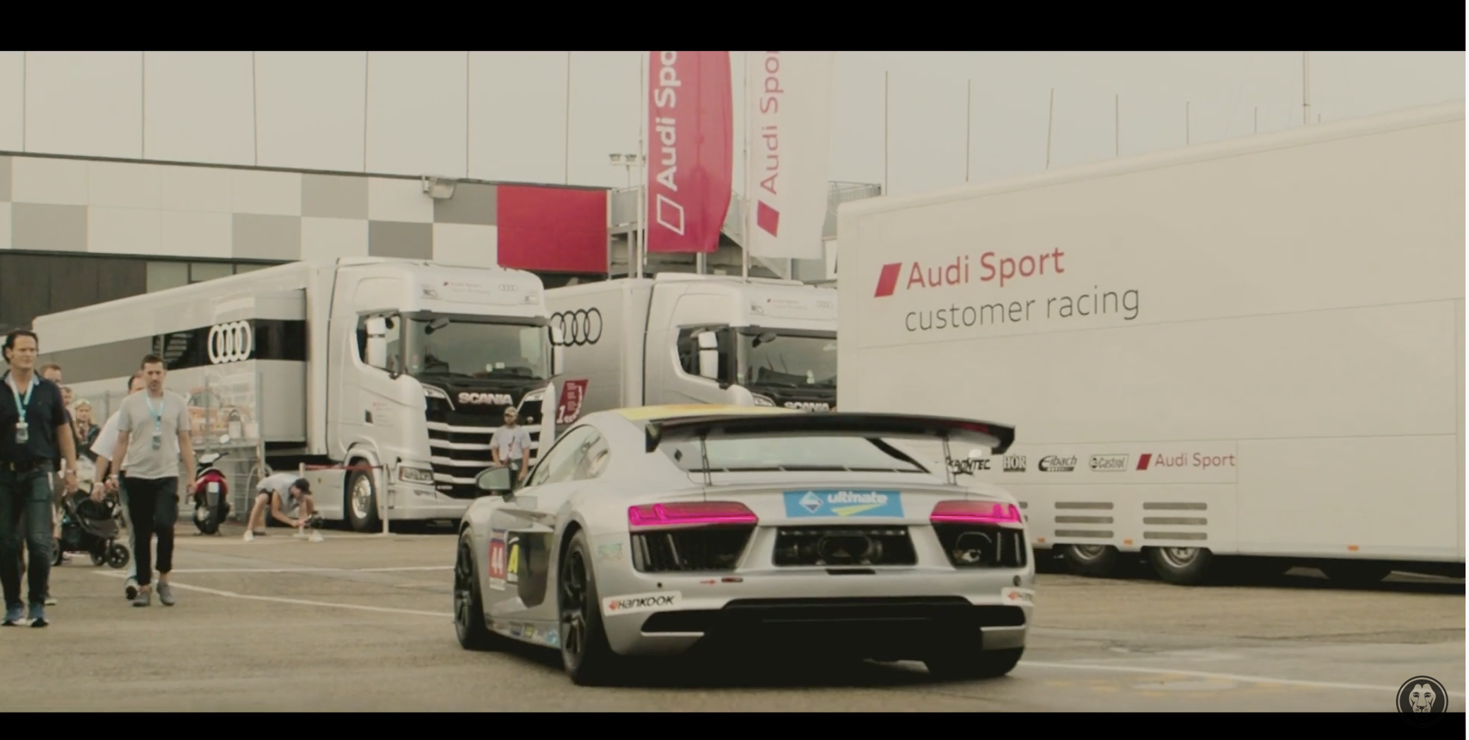 Audi R8 Cup - Customer Racing