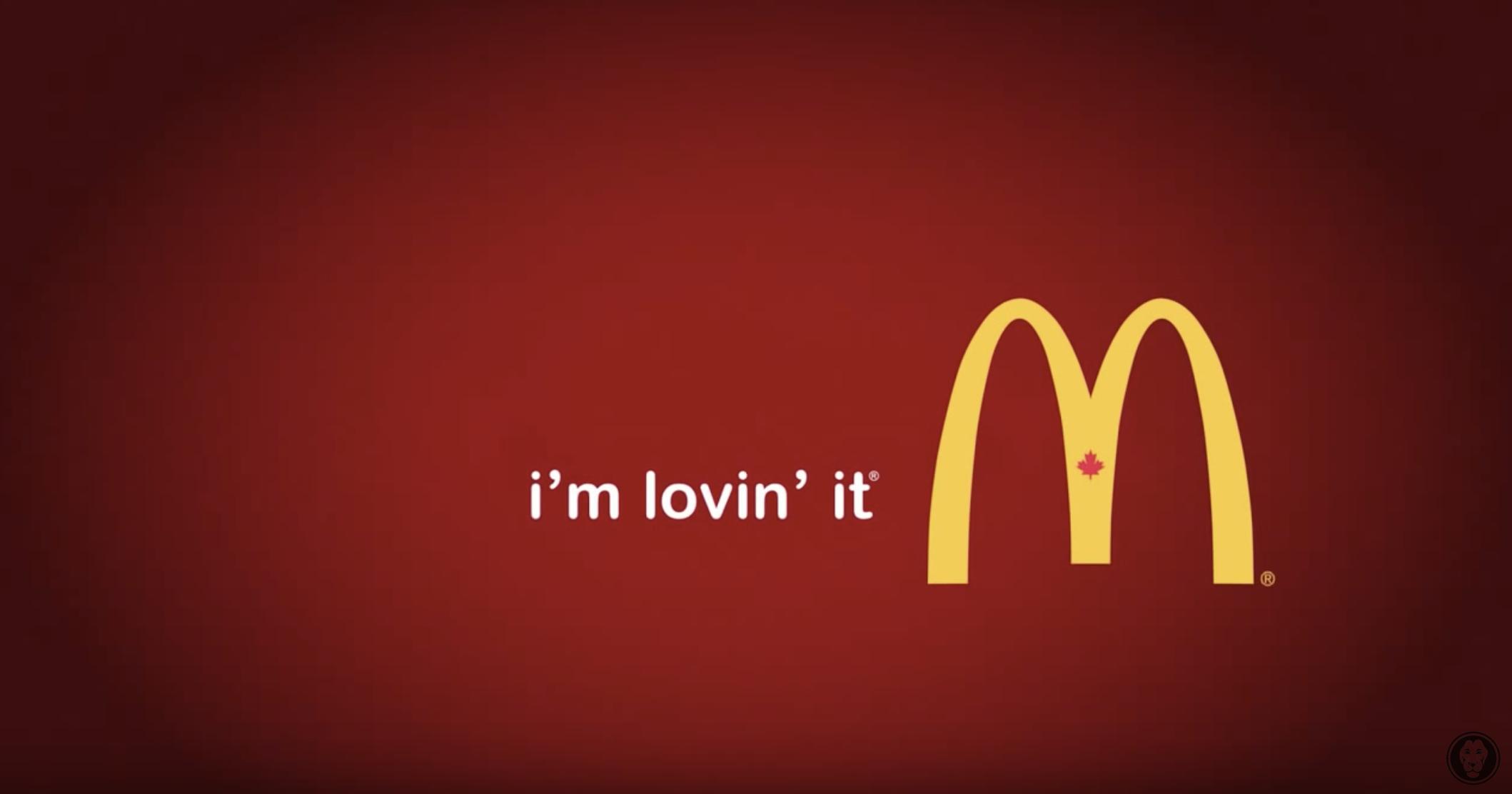 McDonalds - Canada TV Spot