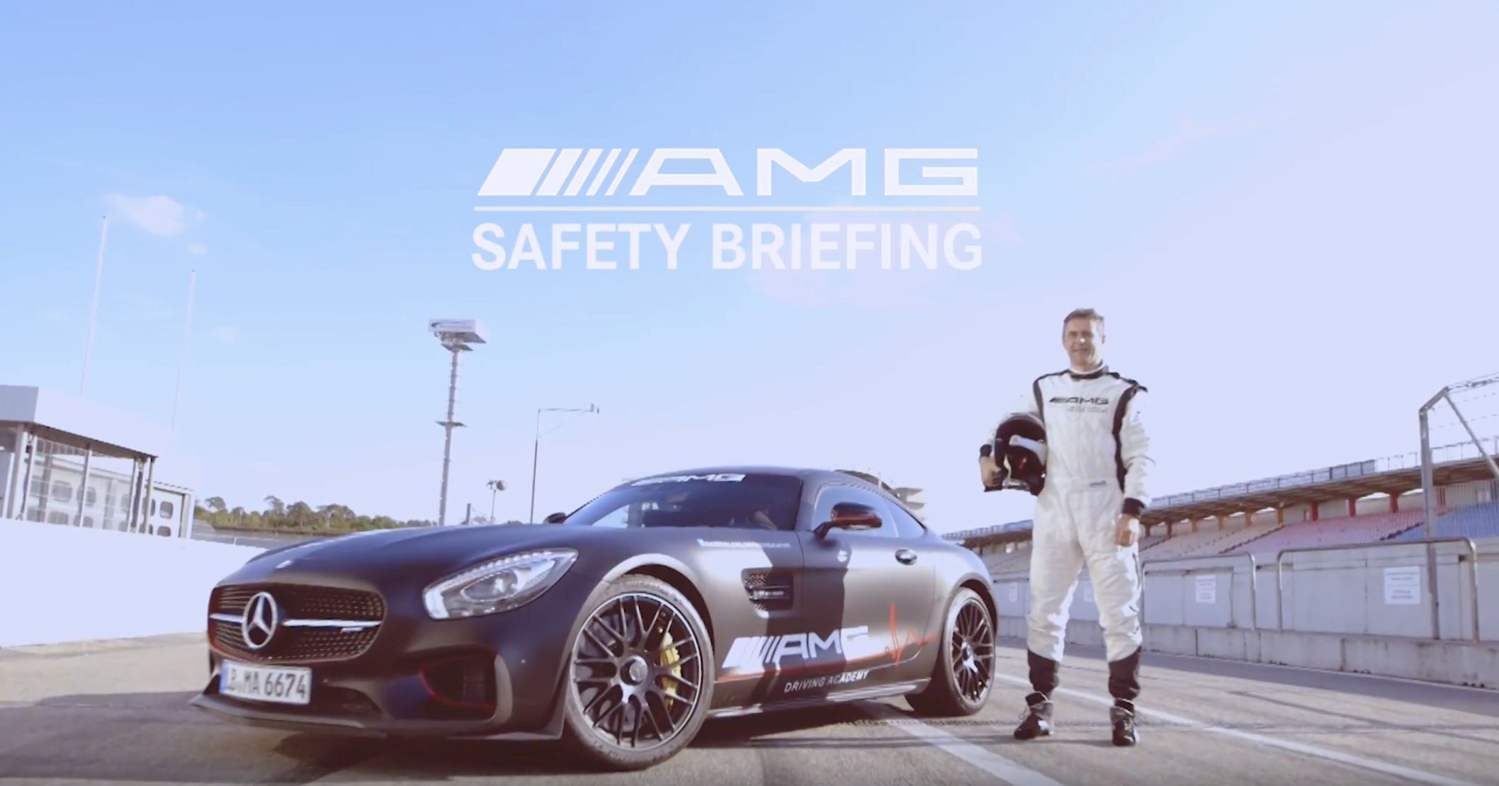Mercedes-AMG | Safety Briefing